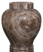 Tiger Eye Cremation Urn