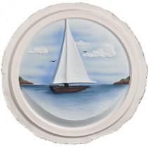 Windward Reflections Biodegradable Cremation Urn
