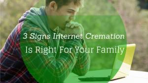 internet cremation