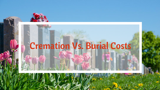 Cremation Vs. Burial Costs