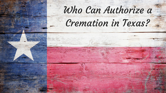authorize texas cremation