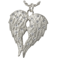 Sterling Silver Cremation Jewelry